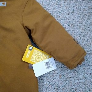 bd9b91849 Carhartt One Pieces - New Carhartt Baby Boy Quick Duck Snowsuit - Brown